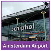 Amsterdam Airport icon