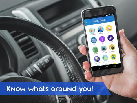 World Maps, GPS Navigation & Driving Directions screenshot 17