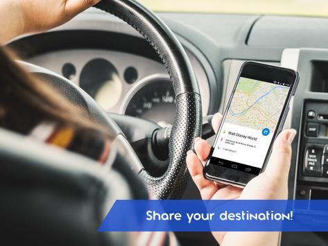 World Maps, GPS Navigation & Driving Directions screenshot 19