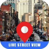 World Live Street View GPS Navigation, Map Routes icon