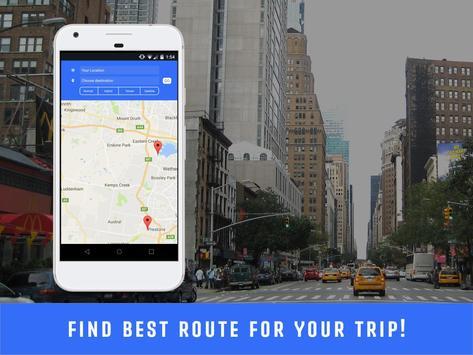 World Live Street View GPS Navigation, Map Routes screenshot 3