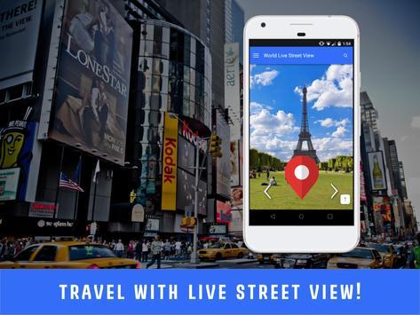 World Live Street View GPS Navigation, Map Routes screenshot 12