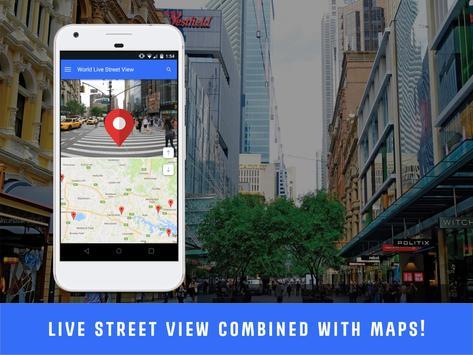 World Live Street View GPS Navigation, Map Routes screenshot 6