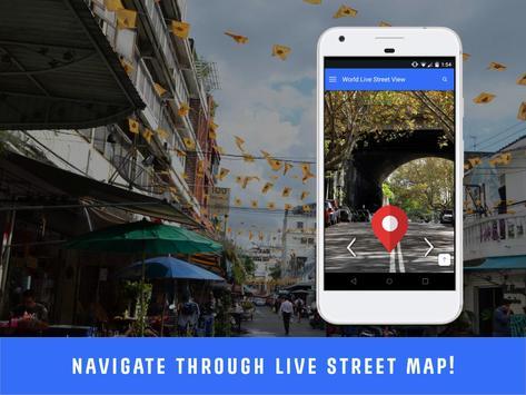 World Live Street View GPS Navigation, Map Routes screenshot 9