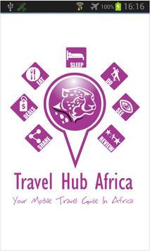 Travel Hub  Africa poster