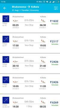 TRAVEL HOUR - FLIGHT BOOKING screenshot 1