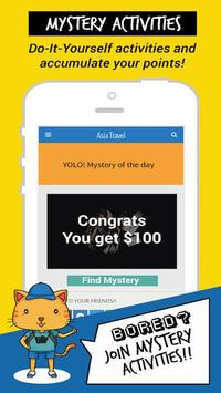 YOLO! Travelia apk screenshot