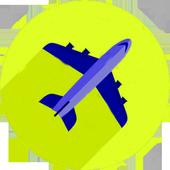 Travelight - Cheaps Flight & Hotel Deal icon
