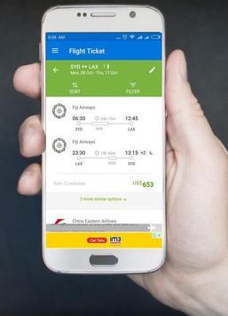 Travelight - Cheaps Flight & Hotel Deal screenshot 3