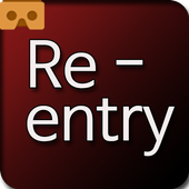 Re-entry icon