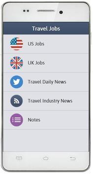 Travel Jobs poster