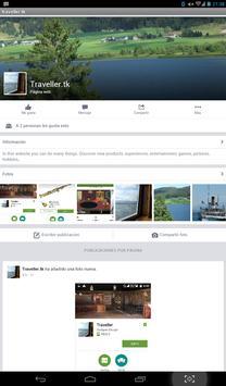 traveller.tk apk screenshot