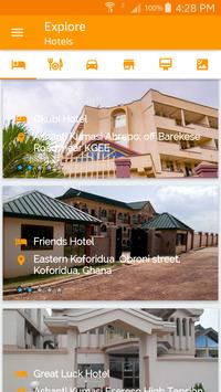 TravelToGhana screenshot 4