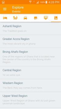 TravelToGhana apk screenshot