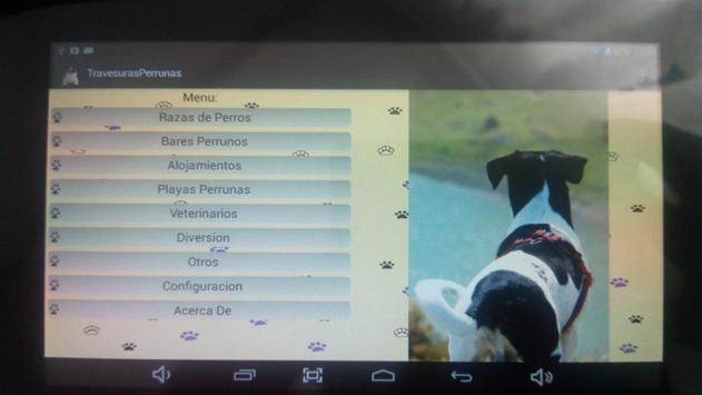 TravesurasPerrunas apk screenshot