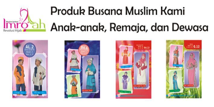 Busana Muslim Wanita Terbaru screenshot 3