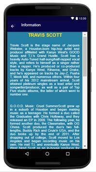 Travis Scott - Song and Lyrics screenshot 5