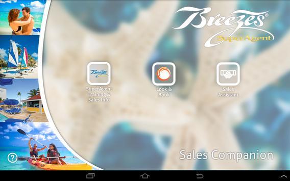 Breezes Resorts SuperAgent screenshot 5