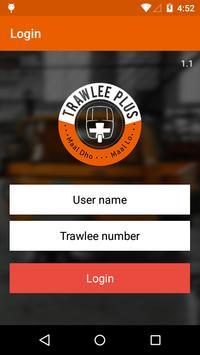 TrawleePlus Driver poster