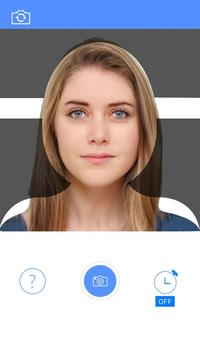 Passport Photo Booth - Take & Print ID Pictures poster