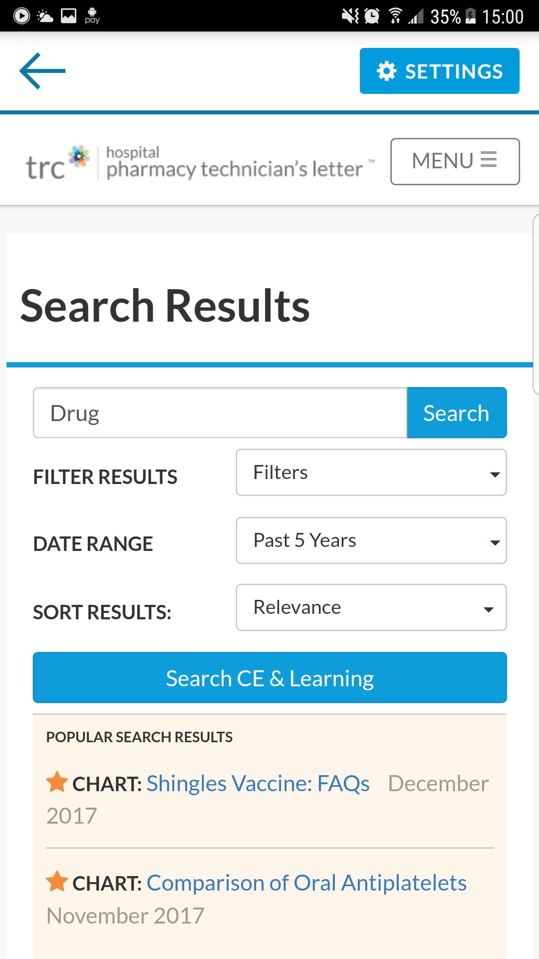 Hospital Pharmacy Technician S Letter For Android Apk Download