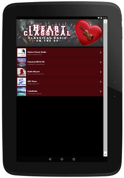iHeartClassical apk screenshot