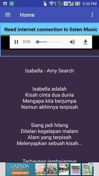 Lagu Karaoke Malaysia screenshot 1