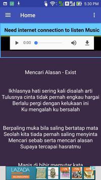 Lagu Karaoke Malaysia screenshot 2