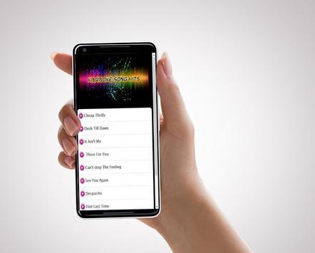 Karaoke Song Hits 2018 screenshot 1