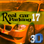 Real Sports Car Parking 17 icon