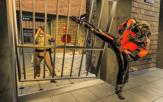 Incredible Monster Superhero: Prison Escape Games screenshot 7