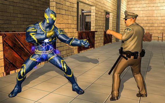 Incredible Monster Superhero: Prison Escape Games screenshot 13