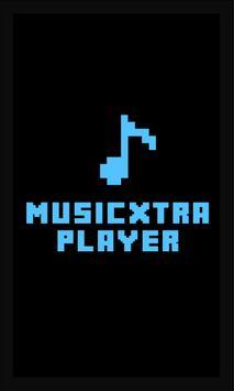 Musicxtra Player screenshot 2