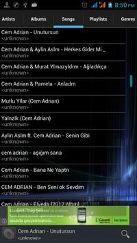 Musicxtra Player screenshot 5