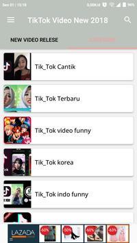 Video Tik - Tok Terbaru 2018 スクリーンショット 3