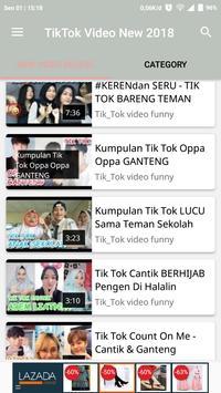 Video Tik - Tok Terbaru 2018 スクリーンショット 7