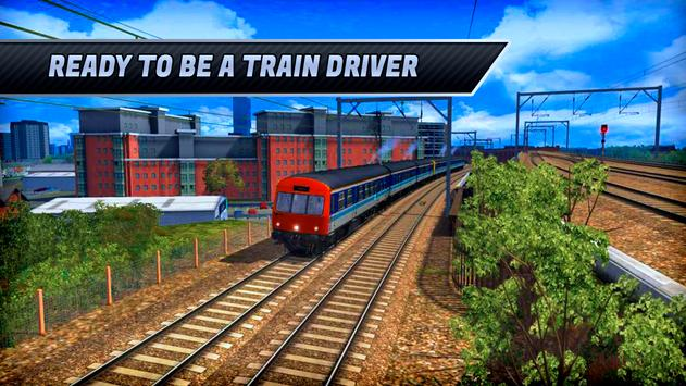 Train Driving: Train Coach Simulator 2018 screenshot 4
