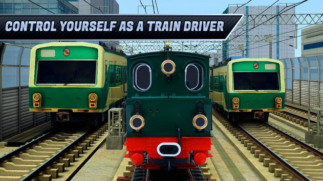Train Driving: Train Coach Simulator 2018 apk screenshot