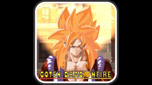 Goten Dragonfire screenshot 1