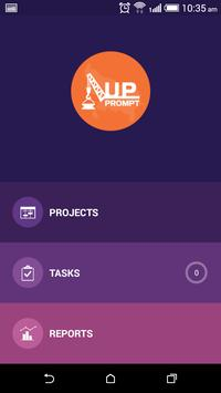 UP PROMPT apk screenshot