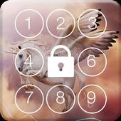 Unicorn Fantaisie Screen Lock icon