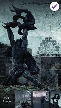 Chernobyl Stalker 4K PIN Lock screenshot 2