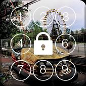 Chernobyl Stalker Screen Lock icon