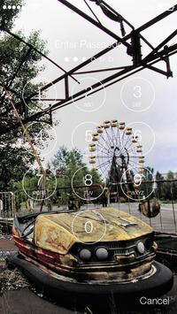 Chernobyl Stalker Screen Lock screenshot 1