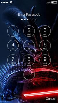 Nanosuit Predator HD PIN Lock apk screenshot
