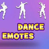 Dances and emotes icon