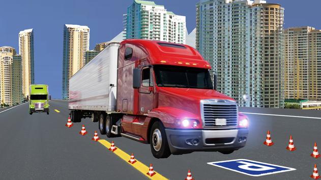 Euro Truck Simulator vs USA Truck poster