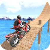 StuntMan Bike Racing 3D : Free Play 2018 icon