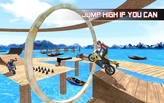 StuntMan Bike Racing 3D : Free Play 2018 screenshot 8