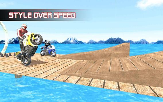 StuntMan Bike Racing 3D : Free Play 2018 screenshot 9